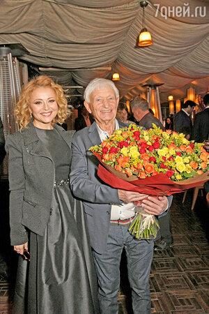 Анжелика Варум и Николай Агутин