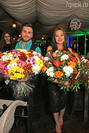 Элина Чага и Нодар Ревия