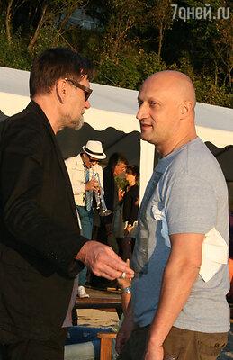 Гоша Куценко и Сергей Сельянов
