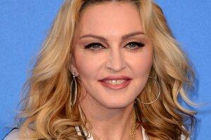 Мадонна поделилась первым фото своих близнецов