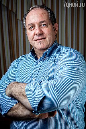 Шеф-повар ресторана «Река» Мишель Ломбарди