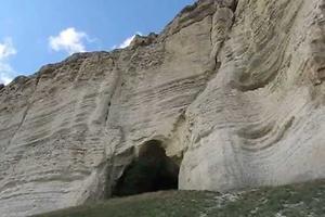 Пещера Страха в Крыму