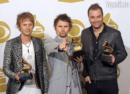 Группа «Muse» (лучший рок-альбом)