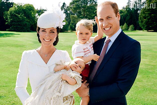Принцесса Шарлотта родилась совсем недавно, а британцы ужеделают ставки, будут ли уКейт и Уильяма еще дети, иесли да, то когда?