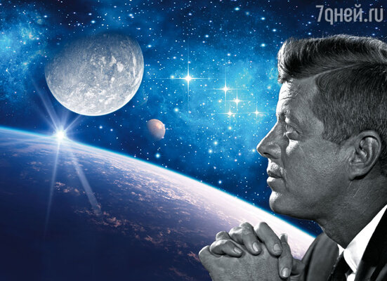 Американский президент Джон Кеннеди стал воплощением мистических проклятий, которые гнались за своей жертвой