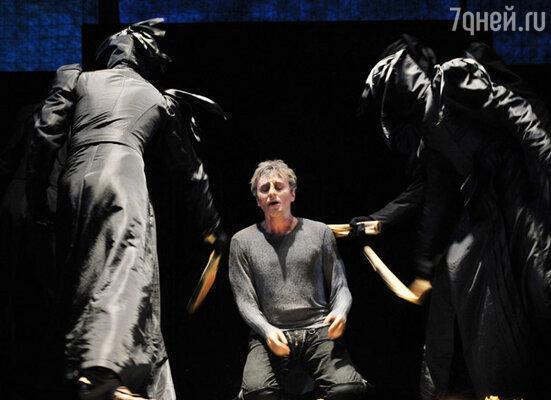 Спектакль «Сирано де Бержерак» в театре Моссовета