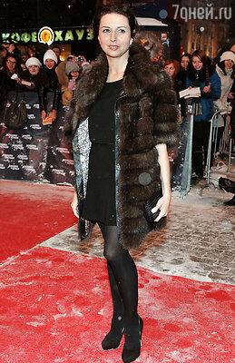 Актриса Алиса Хазанова сыграла в картине эпизодическую роль