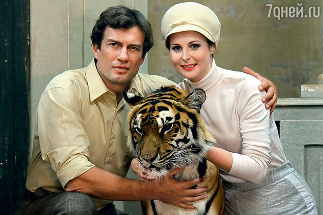 Ольга Погодина и Андрей Чернышев