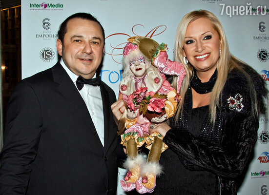 Игорь Саруханов и Наталья Гулькина («Мираж»)