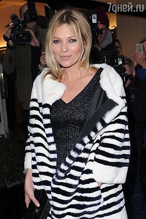 Кейт Мосс исполнилось 40 лет