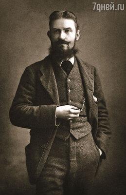 Став писателем, Джером обзавелся множеством известных друзей: в его загородном доме часто гостил Бернард Шоу (на снимке)