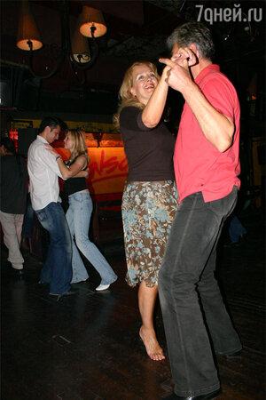 Ирина Алферова и Сергей Мартынов