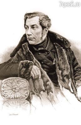 Альберто Кавос был итальянцем, но родился в Петербурге, куда в давние времена приехал из Венеции его отец