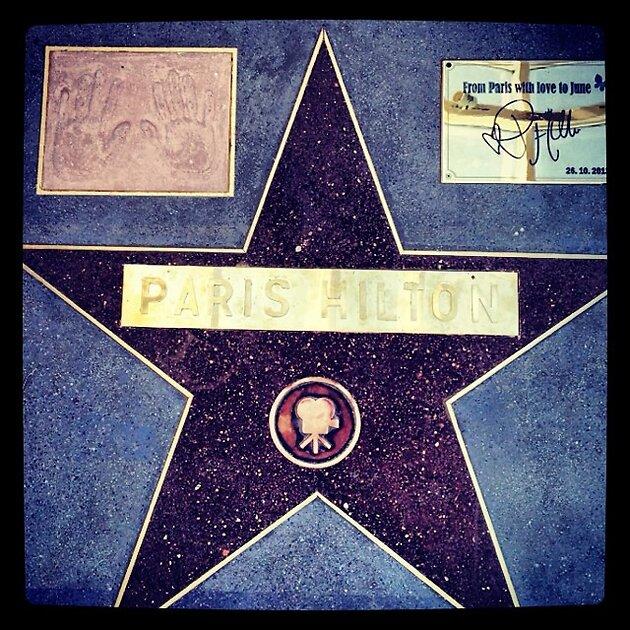 ������ ����� ������ (Paris Hilton) � �������