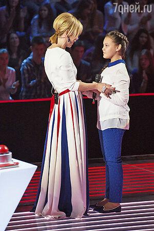 Дарья Шаврина и Пелагея