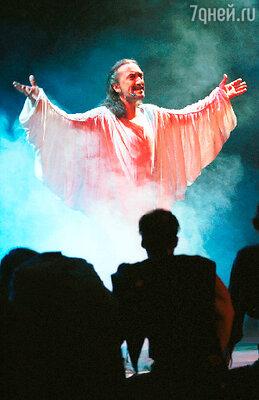 Рок-опера «Иисус Христос – суперзвезда» (Театр им.Моссовета)