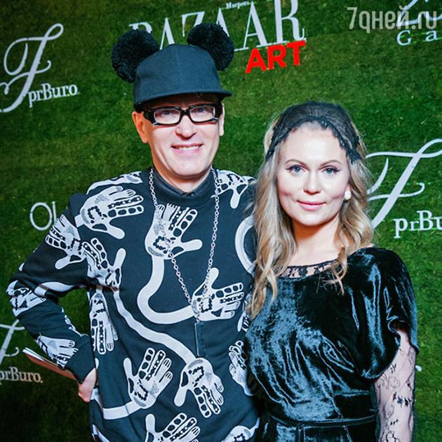 Андрей Бартеньев и Ольга Ломака