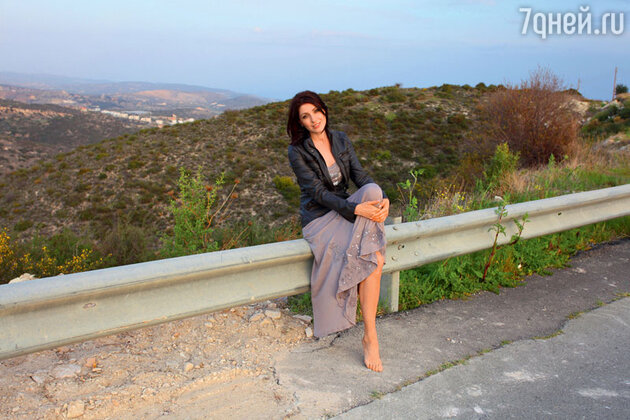 Анастасия Макеева провела отпуск на Кипре