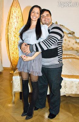 Сергей Рост и его жена Ольга