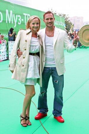 Оксана Домнина и Роман Костомаров. 2010 год