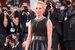 Ума Турман в платье от Azzedine Alaia на Венецианском кинофестивале