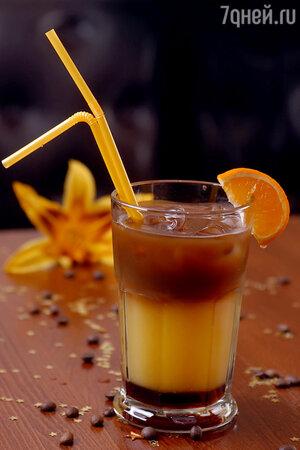 Коктейль «Оранжевая мечта»
