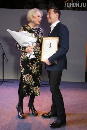 Людмила Максакова, Сергей Безруков