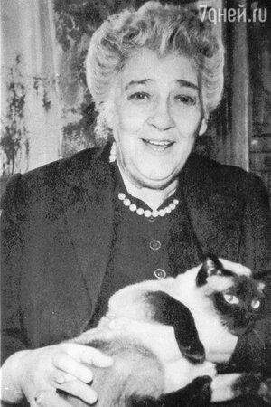 Фаина Раневская 60-е годы