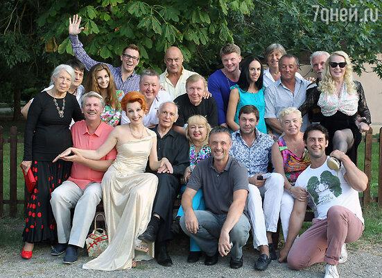 В болгарском городе Албена состоялся VI Международный детский кинофестиваль «Алые паруса»