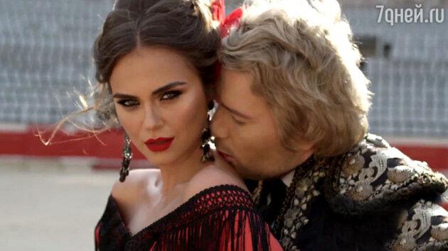 Николай Басков и Ксения Дели