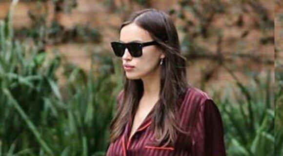 Образ дня: Ирина Шейк в Givenchy