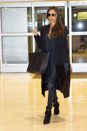 Виктория Бекхэм (Victoria Beckham) в Нью-Йорке