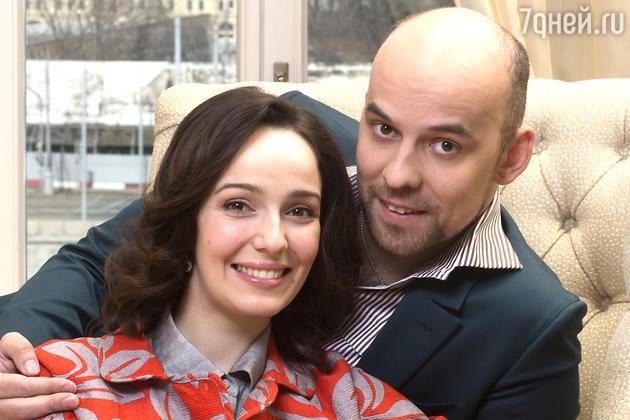 Валерия Ланская и Станислав Иванов