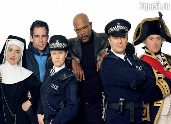 Актеры-участники сериала