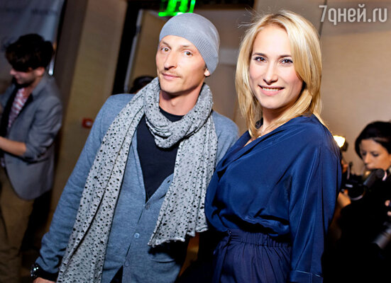Мария Кравцова (Марика) и Павел Воля