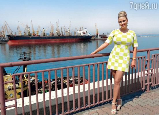 В одесском порту