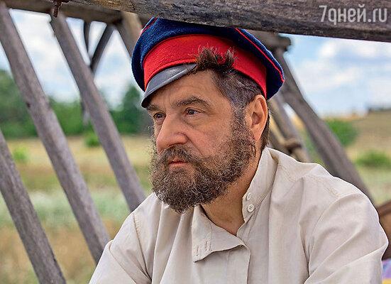 Сергей Маковецкий в роли Пантелея Прокофьевича Мелехова