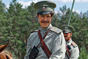 Никита Ефремов преодолел страх перед лошадьми
