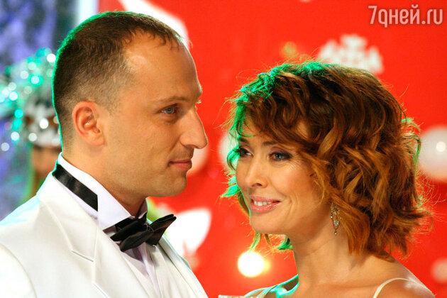 Дмитрий Нагиев и Жанна Фриске