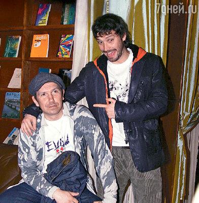 Сергей (слева) и Владимир Кристовские