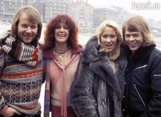 "группа ""ABBA"""