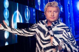 Басков шокировал «Новую волну» сценическим костюмом