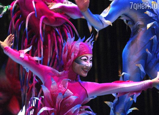 «Творцы Грез» — выставка костюмов «Cirque du Soleil» (Фонд культуры «Екатерина»)