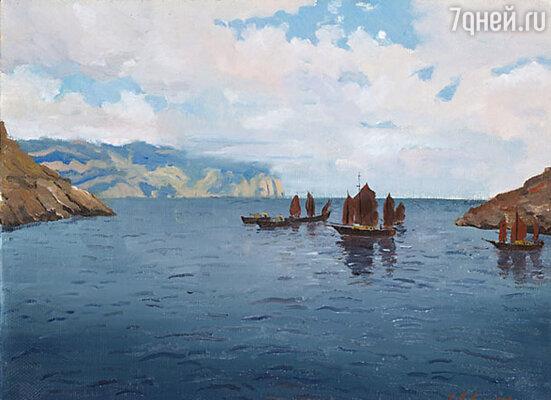 Выставка произведений кинорежиссера Станислава Говорухина (Российская академия художеств)