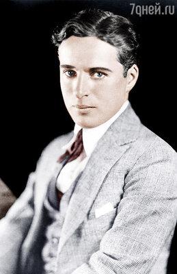 Чарльз Спенсер Чаплин, 1910 год