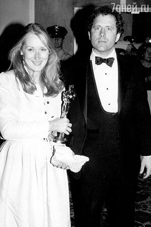 Мэрил Стрип и Дон Гаммер. 1980 г.