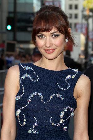 Ольга Куриленко на премьере фильма «Человек ноября» в Лос-Анджелесе