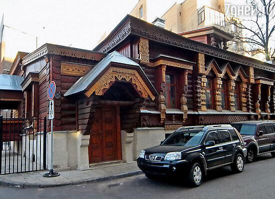 Дом Александра Пороховщикова в Староконюшенном переулке