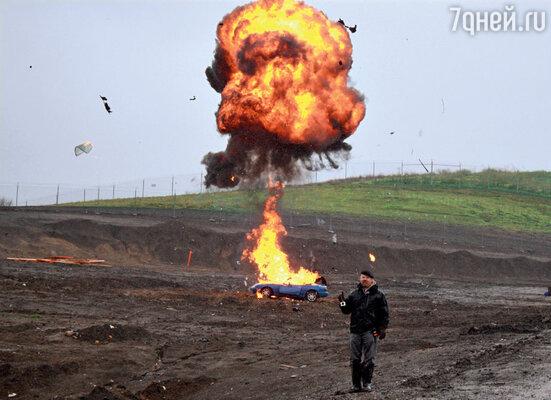 Джейми Хайнеман: «Хороший взрыв — отличный финал для любой программы»