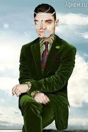 Фотосессия Дэниела Рэдклиффа (Daniel Radcliffe) в ноябрьском номереамериканского журнала Flaunt Magazine